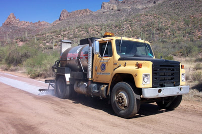 Rhino Lining Cost >> Oil & Gas Road Stabilizer | EP&A, Inc.
